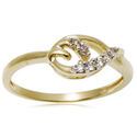 Womens Gold Ring