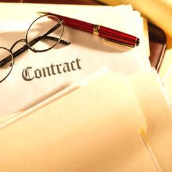 Drafting and Vetting of Contract