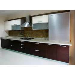 Modular Kitchens And Cabinets - Modular Kitchen, Italian Modular