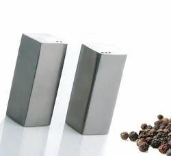 Rectangular Salt and Pepper Pots