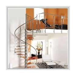 Steel Stair Railing
