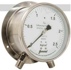 Differential Pressure Gauges Bellow Type