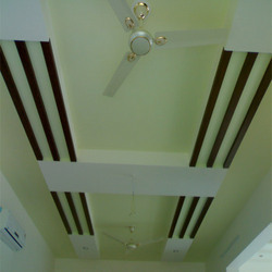 False Ceiling Services - Ceiling Fan Circles, Modern Ceiling ...