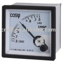 Panel Meter Power Factor Meter