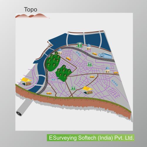 Esurvey Topographic Software