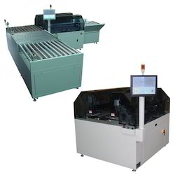 Web Offset Printing Press - Optical Plate Punch Bender