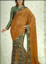 Jaipuri Design Saree