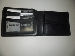 Cow Nappa Men's Leather Wallet
