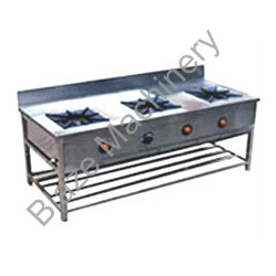 Triple Burner Gas Stove
