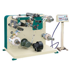 Doctoring Rewinder Machine India