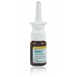 Desmopressin is used to treat bed-wetting, central cranial diabetes ...