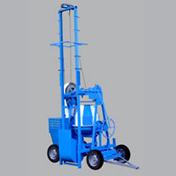 Miller Cum Lift ( Two Pole Lift with Mixer)