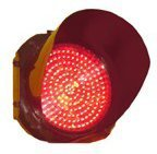 Traffic Signal Light Red