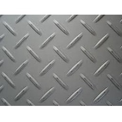 Stainless Steel 304 Chequered Plate / Stainless Steel Checkered Sheet