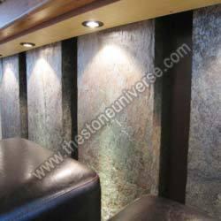 Stone Veneer On Wall
