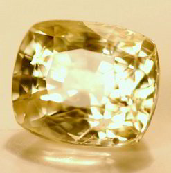 Natural High Quality Amithyst Yellow Sapphire