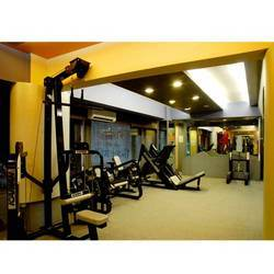 Fitness Centres Interior Design