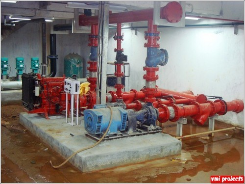 Fire Hydrant Systems Fire Fighting Pumps Wholesaler From