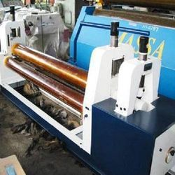 Mechanical Type Plate Rolling Machines