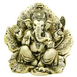 Resin Ganesha