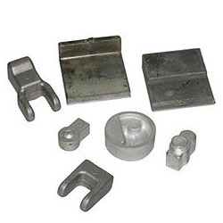 Aluminum Forged Components