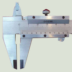 Vernier Calipers Calibration