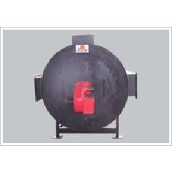 Direct Fired Hot Gas Generator