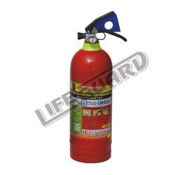 Lifeguard Clean Agent Fire Extinguisher