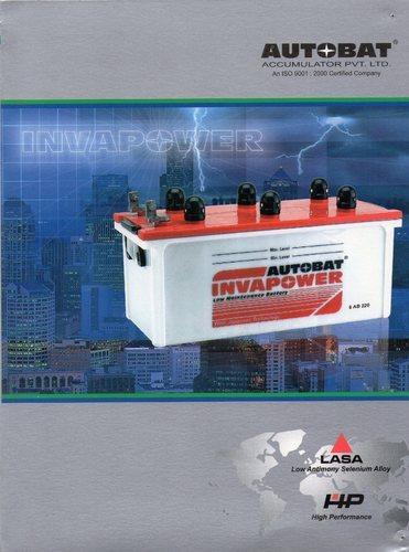 Autobat Tubular Battery