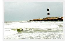 Shivrajpur Beach