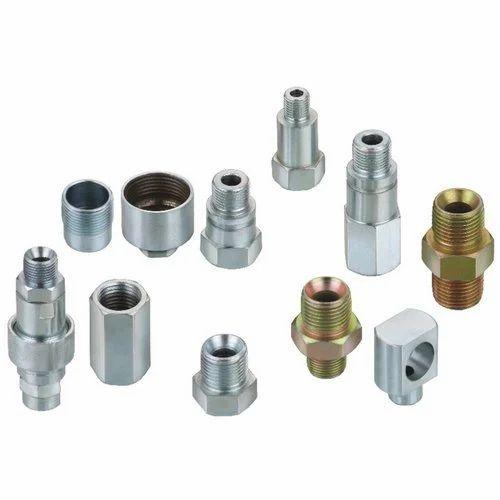 Hydraulic Hose Fitting  sc 1 st  IndiaMART & Industrial Hoses and Fittings - Hydraulic Hose Fitting Manufacturer ...