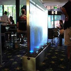 Water Curtain In Restaurants