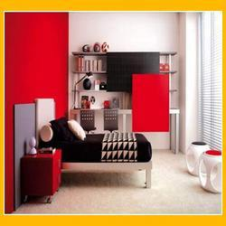 Bed Room-Red