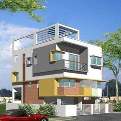 3D Building/House Designing