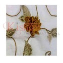 organza embroidery fabric