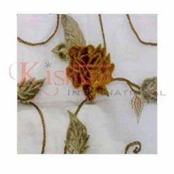 Silk fabrics exporter,embroidered silk fabrics manufacturer,India