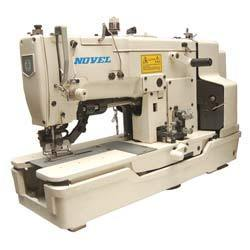 High Speed Button Hole Machine: Model NL-781