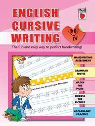 English Cursive Writing Level 4