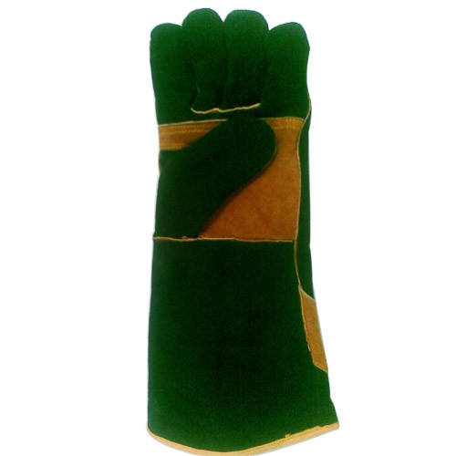 Heat Resistance Leather Hand Gloves