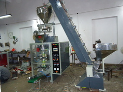 Pulse & Rice Packing Machine