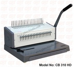 Comb Binding Machine CB-310HD