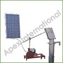 Solar Operated Hand Pump