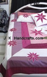 Embroidered Bed spreads