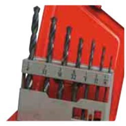 HSS Ground Flute Jobber Drill Sets
