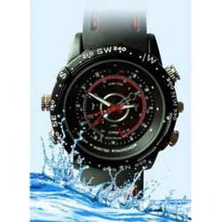 Spy Watch Camera (Waterproof)