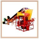 Stationary Cement Block Making Machine (MCH 108)