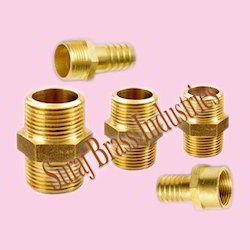 Brass Pipe Nipple