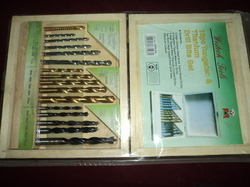 Drill Bit Sets Box