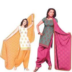 Rajasthani Print Suits