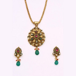 Antique Gold Pendant Sets